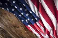 Concept de Jour de la Déclaration d'Indépendance Photos libres de droits