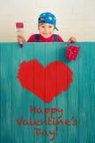 Concept de jour de Valentines Photos stock