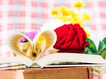 Concept de jour du ` s d'amour et de Valentine Photo stock