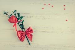 Concept de jour du ` s de Valentine Photos stock