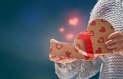 Concept de jour du ` s de Valentine Image stock
