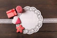 Concept de jour du ` s de Valentine Images stock