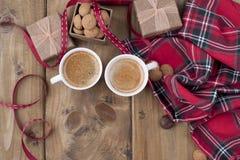 concept de jour de St Nicolas Vacances néerlandaises Sinterklaas, brea de fête photographie stock