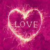 Concept de l'amour Images stock