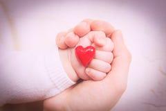 Concept de l'amour et de la famille Photo stock