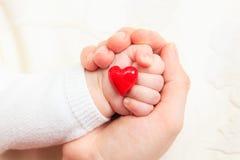 Concept de l'amour et de la famille Photos stock