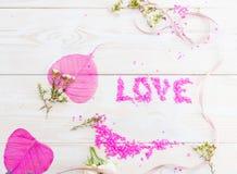 concept de l'amour, de la célébration et du mariage Photos libres de droits