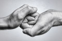 Concept de l'amour, soin, amitié Photo stock