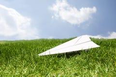 Concept de l'atterrissage sûr images stock