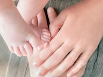 Concept de la famille heureux, fond de connexion de génération de fond image libre de droits