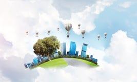 Concept de la vie écologique Photos stock