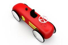 concept de la voiture 3d Images libres de droits
