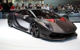 Concept de Lamborghini Sesto Elemento Image stock