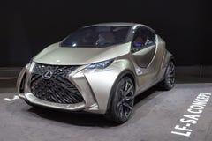 Concept 2015 de Lexus LF-SA Photographie stock libre de droits