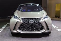Concept 2015 de Lexus LF-SA Image stock