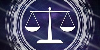 Concept de loi Illustration de Vecteur