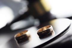 Concept de loi de divorce Photo stock