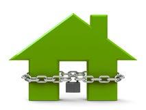 Concept de maison de sécurité