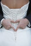 Concept de mariage Images libres de droits