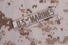Concept de marines des USA photos libres de droits