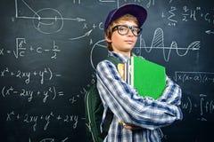 Concept de mathématiques image libre de droits