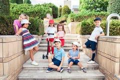 Concept de mode d'enfants Photo stock