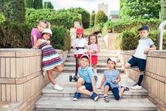 Concept de mode d'enfants Image stock