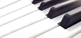 Concept de musique de piano image stock
