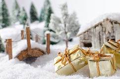 Concept de Noël Images stock