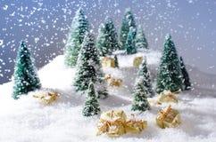 Concept de Noël Photo libre de droits
