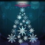 Concept de Noël et d'an neuf Photographie stock