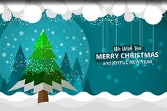 Concept de Noël et d'an neuf Image stock