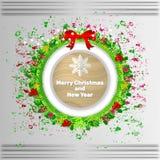 Concept de Noël et d'an neuf Photos libres de droits