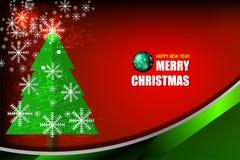 Concept de Noël et d'an neuf Photo stock