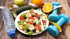 Concept de nourriture biologique photo stock