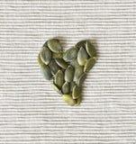 Concept de nourriture d'amour Images libres de droits