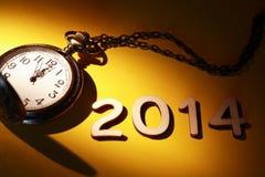 Concept de nouvelle année Photographie stock libre de droits