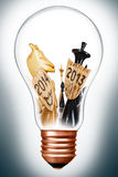 Concept de nouvelle année Photo stock