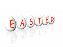 Concept de Pâques Images stock