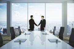 Concept de partenariat Images stock