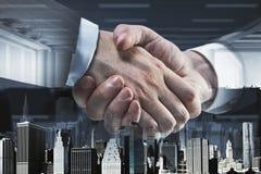 Concept de partenariat Image libre de droits