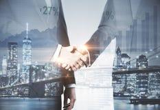 Concept de partenariat photos stock