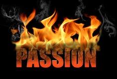 Concept de passion Photos libres de droits