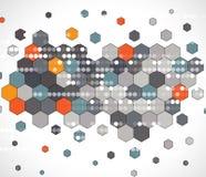 Concept de pointe moderne pour la nouvelle direction de technologie et d'affaires illustration stock