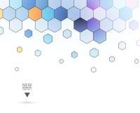 Concept de pointe moderne pour la nouvelle direction de technologie et d'affaires illustration libre de droits