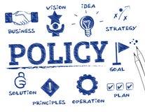 Concept de politique illustration de vecteur