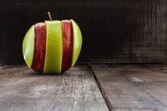 Concept de régime et de santé Images stock