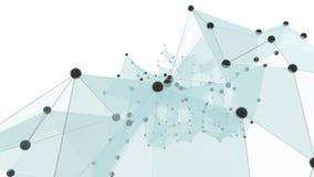 Concept de réseau, communication d'Internet illustration libre de droits