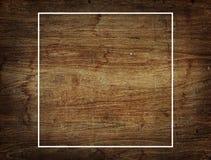 Concept de rectangle de frontière de place de l'espace de copie de cadre Photo libre de droits