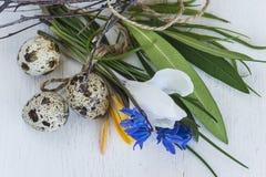 Concept de ressort et de Pâques Photo stock